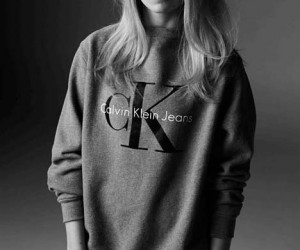 Lottie Moss Is The Face of Calvin Klein Capsule Collection