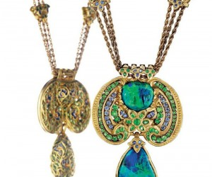 Louis C. Tiffany Jewelry Up For Auction