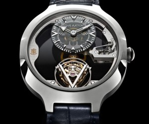 Louis Vuitton Flying Tourbillon Poinon de Genve Watch