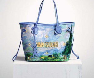 Louis Vuitton Reveals Collab With Jeff Koons