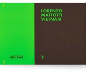 Louis Vuitton Vietnam and Venice travel books