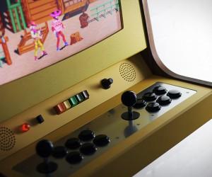 Love Hultn Designs OriginX Arcade Cabinet