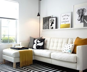 Low Budget-High Style: Scandi-Inspired Townhouse in California
