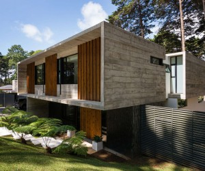 LP1 House designed by Paz Arquitectura