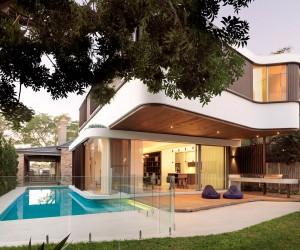 Luigi Rosselli Architects Designed an Extension to a Cottage Located in Sydney Australia