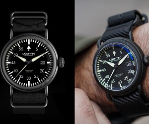 Lum-Tec Combat Field Watch