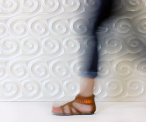 Lumaca Textured Wall Panels by Soelberg Industries