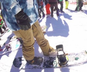 Lumbos: Revolutionary Rotating Snowboard Gear
