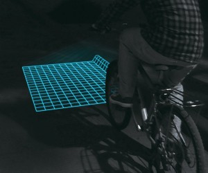Lumigrids | LED Grids That Guide on Rough Roads