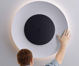 Lunaire Wall and Ceiling Lamp