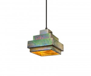 Lustre Light Square by Tom Dixon