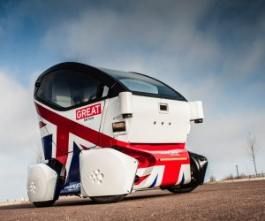 LUTZ Pathfinder pods, UKs First Driverless Vehicle