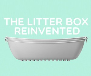 Luuup Litter Box: The Most Practical Litter Box