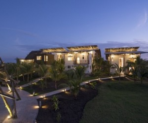 Luxurious beach houses in Guatemala