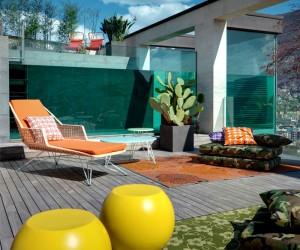 Luxurious Condominium by Motta Papiani Archite
