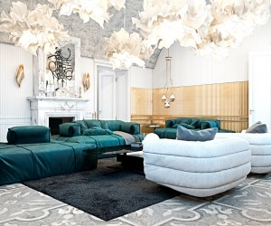 luxurious Interior by Iryna Dzhemesiuk and Vitaliy Yurov