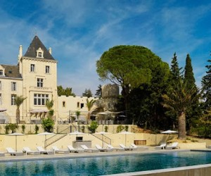 Luxury accommodation in Chteau Les Carrasses