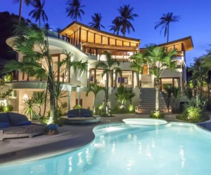 Luxury Dream Vacation in Tropical Koh Samui: Villa Kra