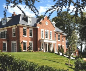 Luxury Five-Bedroom Country House With Spectacular Views in England