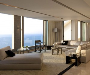 Luxury Opera Penthouse with Inspiring Armani Design Dcor in Israel