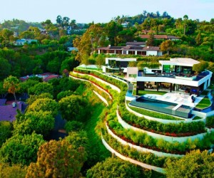 Luxury property in Beverly Hills