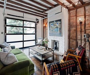 Luxury Rustic Bed and Breakfast in Brooklyn: Urban Cowboy