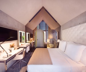 M Social Singapore Hotel by Philippe Starck
