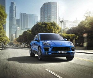 Macan: Porsche introduces its first compact SUV