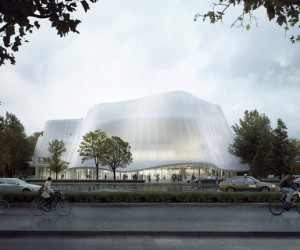 MAD unveils plans for China Philharmonic Hall in Benijing