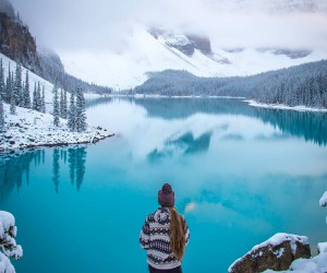 Madison Elrick Climbs Mountains To Capture The Worlds Most Beautiful Lakes