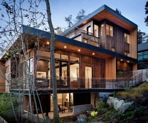 Madison Park House in Seattle by First Lamp