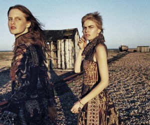 Magdalena Jasek and Louise Parker by Yelena Yemchuk