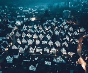 Magical Aerial and Drone Travel Photography by Johannes Hhn
