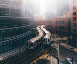 Magical Street Photos of Chicago by Jason Dubs
