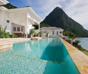 Magnificent Retreat in Saint Lucia