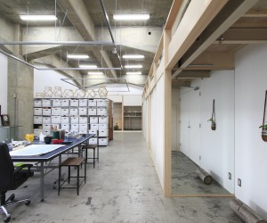 Mai Miyake Atelier by Fumihiko Sano