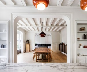 Maison  Colombages restored by 05 AM Arquitectura