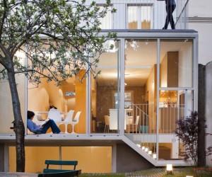 Maison a Vincennes by Atelier Zndel Cristea