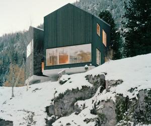 Maison aux Jeurs by Lacroix | Chessex Architectes