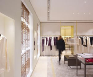 Maison Ullenss Flagship Store in Paris by OMA