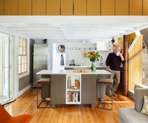 Major Renovation, Provincetown, MA by Cape Associates