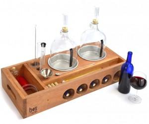Make Wine in Your Studio Apartment