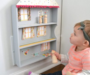 Make Your Own DIY Drawer Dollhouse
