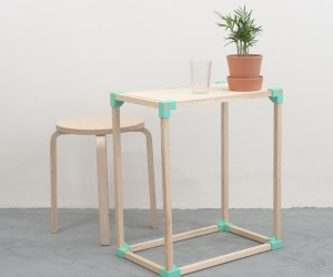 Make your own furniture thanks to 3D printing.