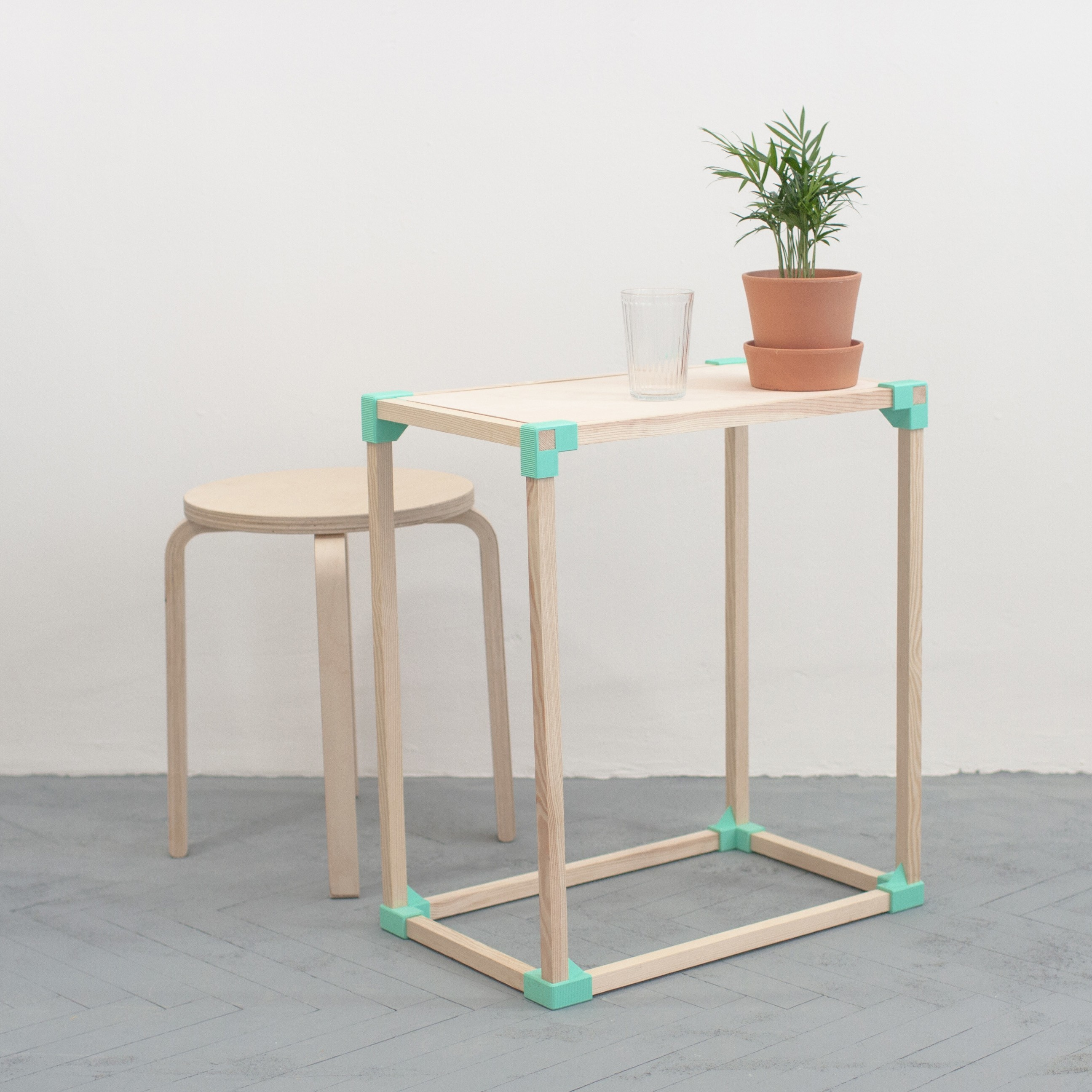 Make your own furniture thanks to 3d printing for Furniture 3d printing
