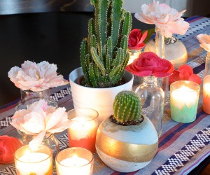 Make Your Own Stylish Cinco De Mayo Centerpiece