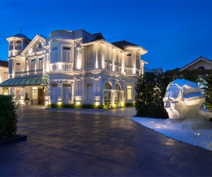 Malaysias Hip New Hotel: Macalister Mansion