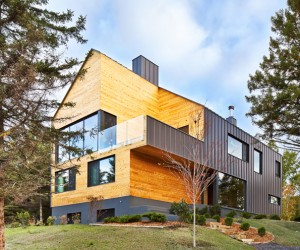 Malbaie VIII  La Grange by MU Architecture