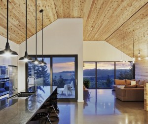 Malbaie VIII Residence by MU Architecture
