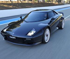Manifattura Automobili Torino Unveils New Stratos